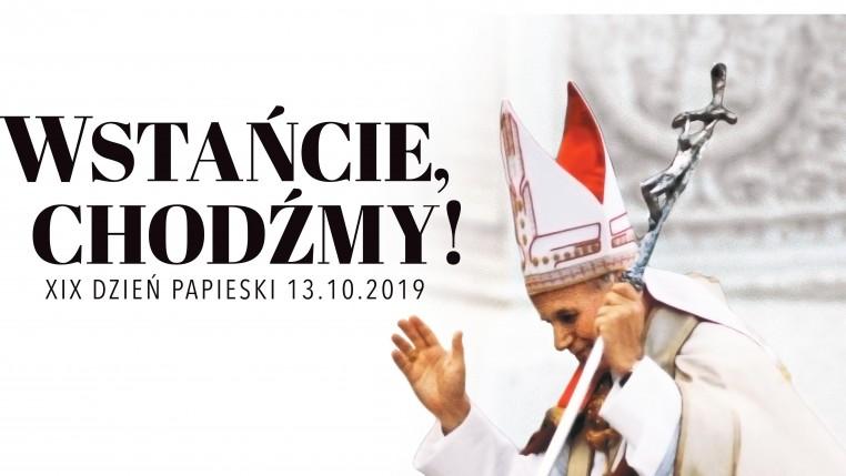 Znalezione obrazy dla zapytania gazetka dzień papieski 2019